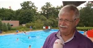 NOS buitenbadenproblematiek zwembad de Ham